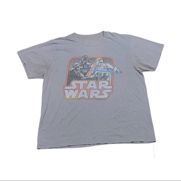 Vintage Star Wars Lucas films t shirt